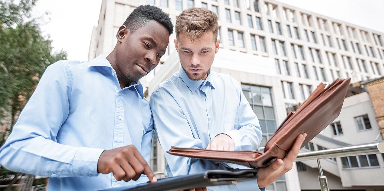 Jóvenes abogados, práctica internacional