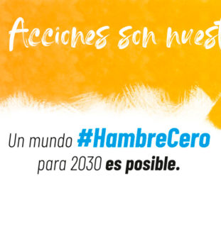 #HambreCero