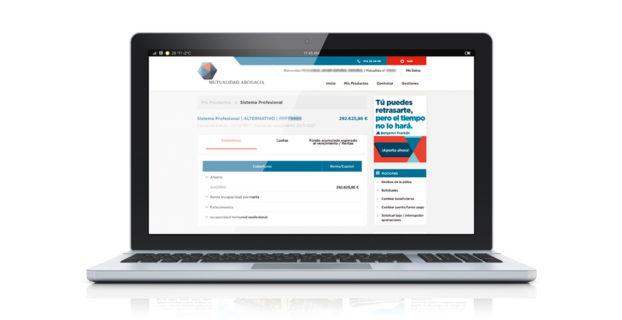 Nueva web Mutualidad