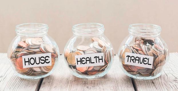 Ahorro en hogar, salud y viajes