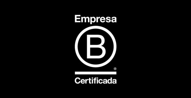 Logo empresa B certificada