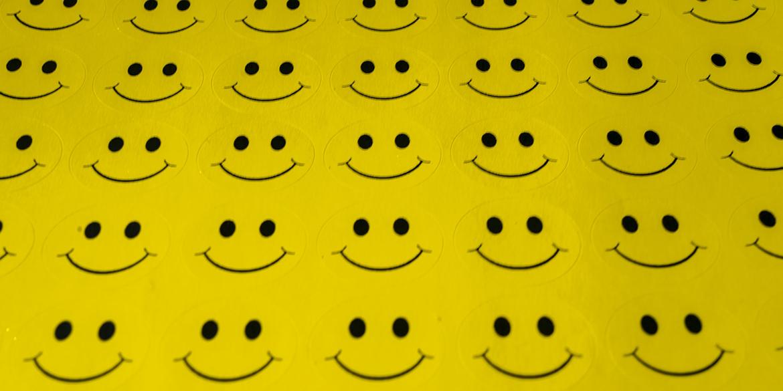 Smilies por el Yellow Day